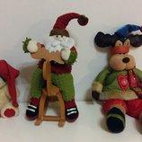 Новогодние игрушки, декор