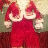 Новогодний карнавальный костюм Новый год, Морозко