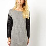 Теплое платье-туника Asos