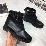 Зимние ботиночки, код 1243