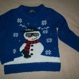 Новогодний свитер Маталан 4-5л