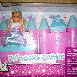 Кукла Simba Еви Замок принцессы