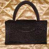сумка Picard трансформер текстиль Hermes Chanel