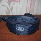 Напоесая сумка, сумка на пояс Ford