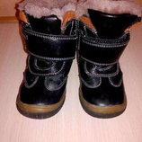 Сапоги ботинки зимние Шалунишка