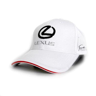 Бейсболка с логотипом Lexus- 2311