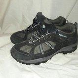 Кроссовки замшевые karrimor водоотталкивающие 37-38размер