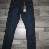 Стильные джинсы French Connection slim fit рост 158см на 12-13 лет.
