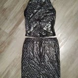 Комплект майка и юбка