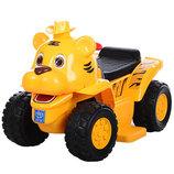 Толокар-Квадроцикл Bambi 606CB, желтый