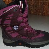 зимние ботинки jack wolfskin 36 размер