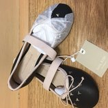 Стильные туфельки,Zara,29 размер