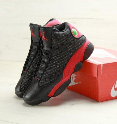 ada7dafa Мужские баскетбольные кроссовки Nike Air Jordan 13 Retro BG Bred ...