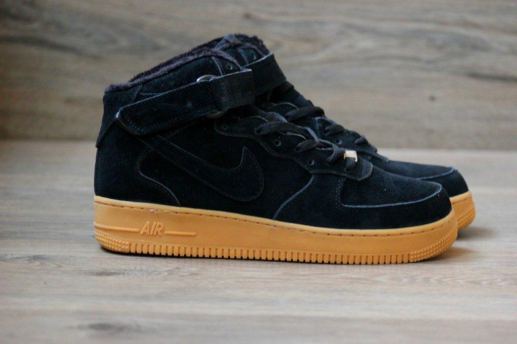 8b0cb76e Мужские зимние кроссовки Nike air Force: 1350 грн - мужские кроссовки nike  в Днепропетровске (Днепре), объявление №15559068 Клубок (ранее Клумба)