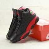 Мужские баскетбольные кроссовки Nike Air Jordan 13 Retro BG Bred