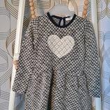 Платье Brezze на девочку от 18 мес до 5 лет