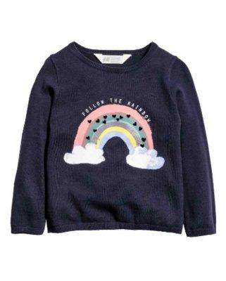 561899d00d83 Джемпер реглан кофта для девочки H M 2-8 лет  349 грн - детские ...