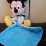 Комфортер и игрушка Микки