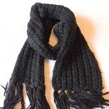 Жен.теплый шарф 180Х19