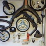 STOKKE Разборка детских колясок,ремонт,колесо,руль,подшипники.Запчасти