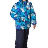 Комплект зимний Lenne р.122 Куртка, полукомбинезон . Новый.