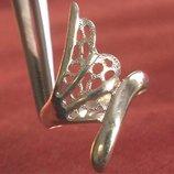 Кольцо Перстень Серебро 925 Проба 2.53 Гр 19 Разм Playmoment
