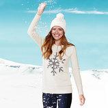 Модный теплый свитер р. 50/52 от Тсм Tchibo Германия