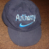 детская кепка шапка Nike Anthony хлопок идеал регулируемая