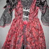 карнавальное платье Tu на 11-13 лет