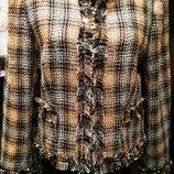 Симпатичный пиджак 48р.