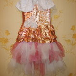 платье нарядное или для танцев