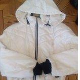 Куртка демисезонная 36 размер