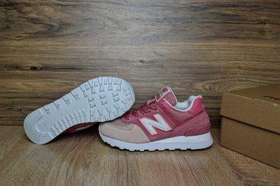 Кроссовки женские New Balance 574 pink powder  850 грн - кроссовки ... 9cf85416a7e