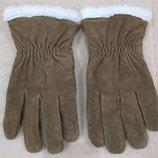 Продам новые, фирменные Atlas,замшевые зимние перчатки
