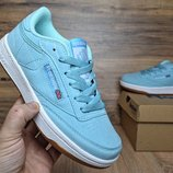 Кроссовки Reebok Workout turquoise