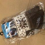 Новые, для сенсорного экрана, Тёплые женские зимние перчатки