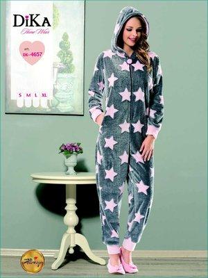 8d0281e04ef53 Пижама-Комбинезон женская, S-М-L: 1100 грн - женские пижамы и ...