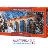 Пазлы Castorland B-060016 Швейцарские Альпы 600 элементов