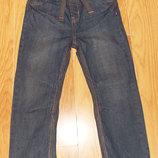 Стильные джинсы TU для мальчика 2-3 года, 92-98 см