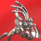 Кольцо Перстень Серебро 925 Проба 2,94 Гр 17 Разм Playmoment