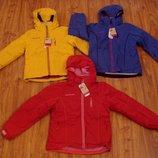 Лыжные термо куртки Glo-Story,рост 134-158 см.
