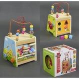Деревянная игрушка С 23086 Логика