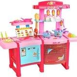 Кухня XXL детская игрушечная с аксессуарам Польша. И