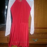 Платье для танцев бэйсик