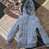 Куртка демисезонная на 4-6 лет ,116 см.