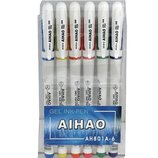 Гелевые ручки набор 6 шт.
