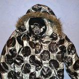 Отличная зимняя куртка р. 152-158 см