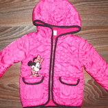 Демисезонная курточка на 18-24 мес.