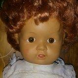 Кукла пупс 40 см клеймо.