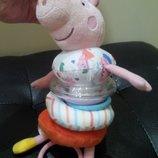 Peppa pig погремушка